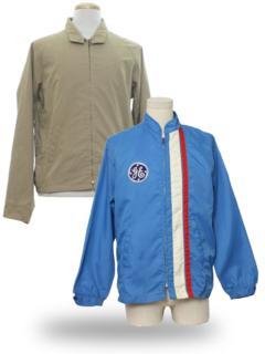 Mens 1970s Jackets at RustyZipperCom Vintage Clothing