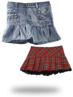 Womens 1980s Skirts at RustyZipperCom Vintage Clothing
