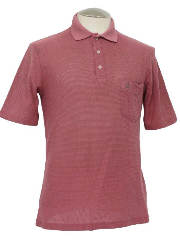 Retro 1980' Shirt Munsingwear 80s -munsingwear- Mens