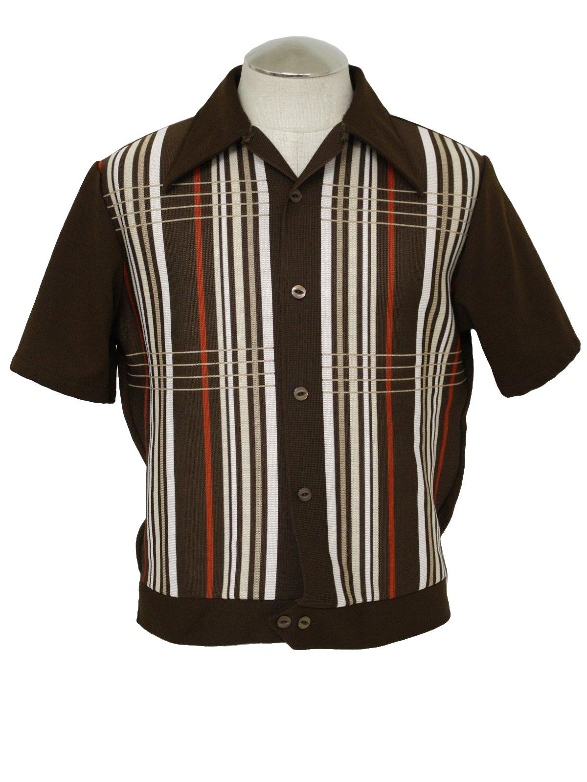 Gaucho Seventies Vintage Jacket 70s Gaucho Mens deep