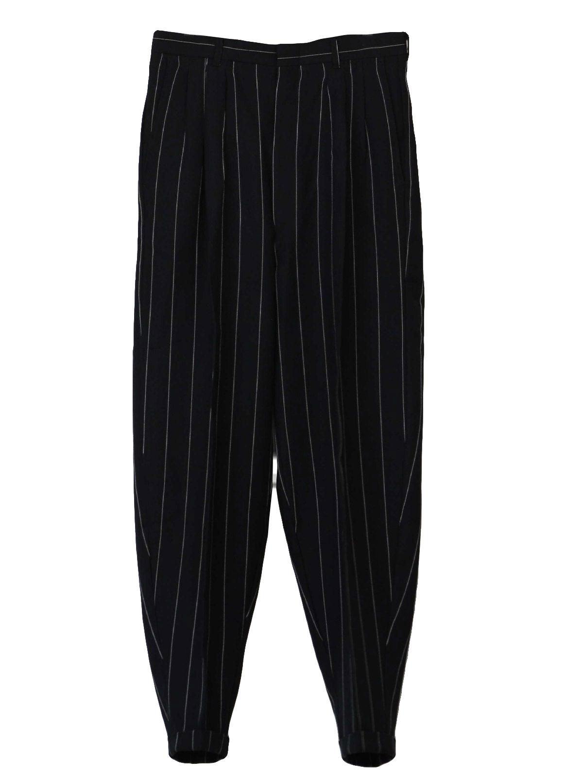 Retro 1940s Pants Smokey Joes  40s style made