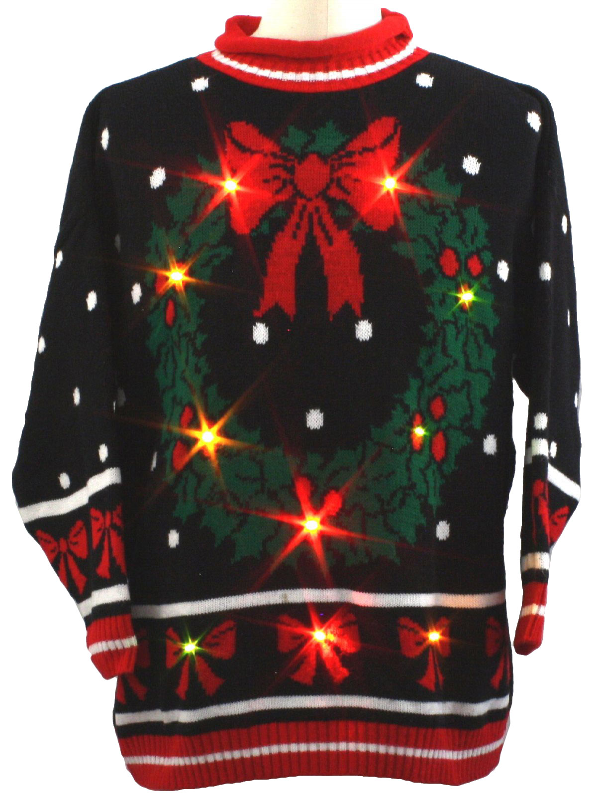 Light Up Sweater