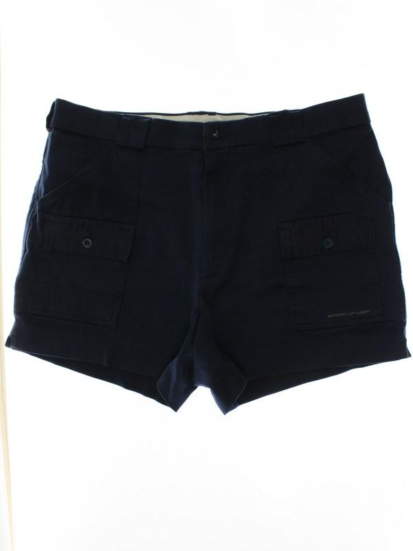 Retro Nineties Shorts 90s -sportif- Mens Midnight Blue