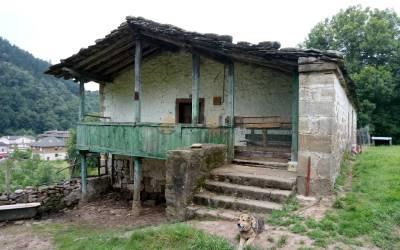 CASA INDEPENDIENTE EN VEGA DE PAS. Ref 2155 V