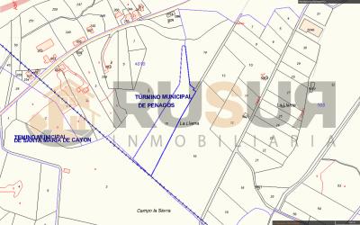 TERRENO RÚSTICO EN SOBARZO,PENAGOS. Ref 2382 V
