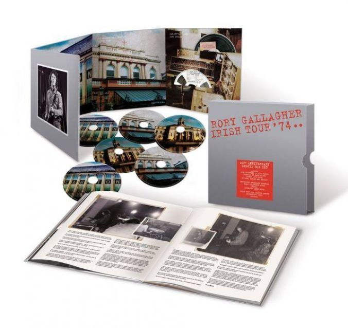 IRISH TOUR BOX SET