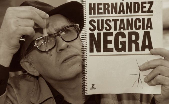 Hernández Sustancia Negra XABIER IGLESIAS