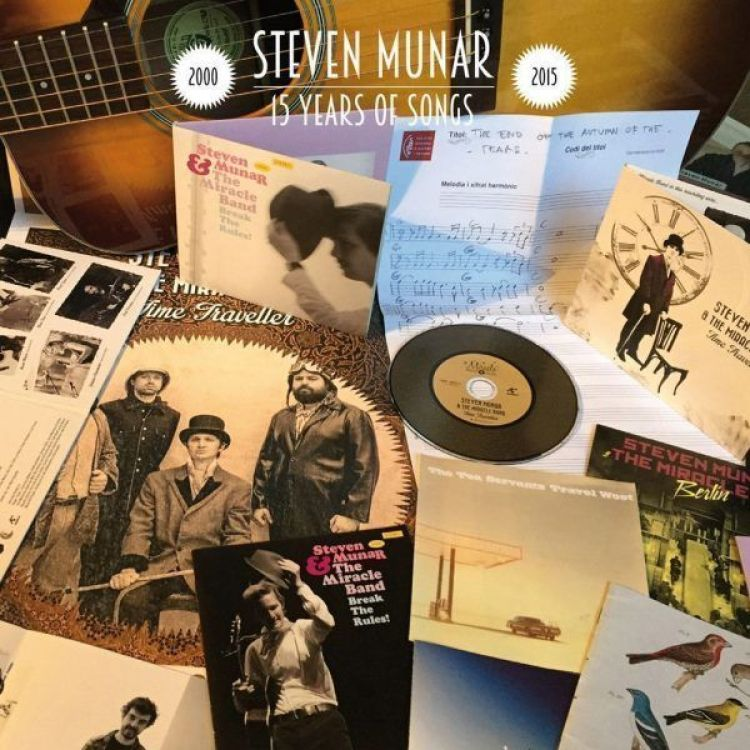 Steven munar 15 years of songs
