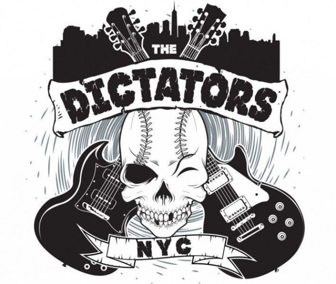 Dictators NYC logo Grandebaja