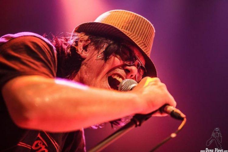 Mike Farris & the Roseland Rhythm Revue, Kafe Antzokia, Bilbao, 11/X/2010. Foto por Dena Flows