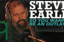 Steve Earle – So You Wanna Be an Outlaw (Warner)