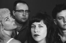 Priests – Nothing Feels Natural (Sister Polygon)