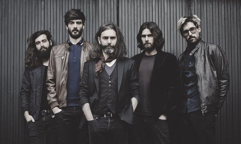 Nuevo disco y clip de The Black Suns. Concierto presentación en Barcelona.