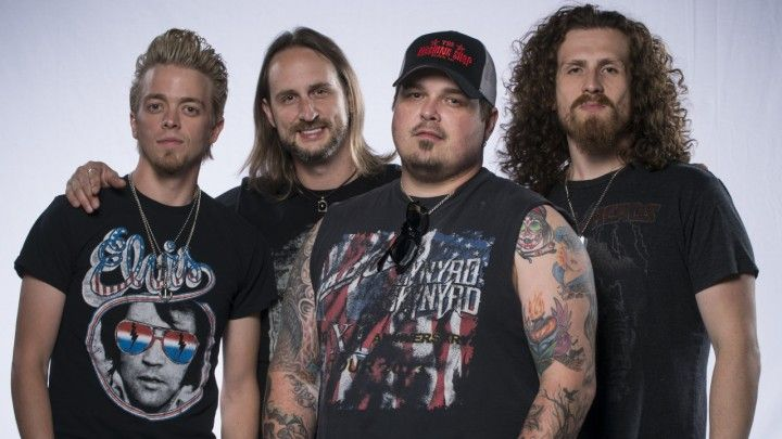 Black Stone Cherry – Black to Blues (Mascot)