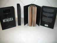 Nacer. Crecer. Metallica. Morir. Volumen I – Paul Brannigan & Ian Winwood (Malpaso)