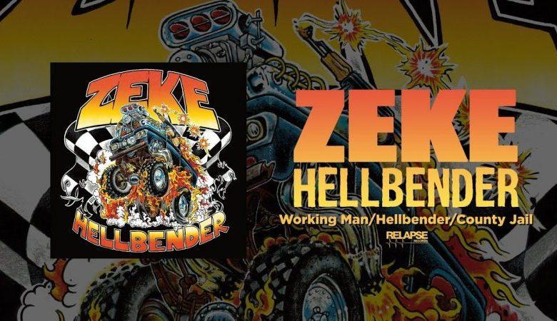Zeke – Hellbender (Relapse Records)