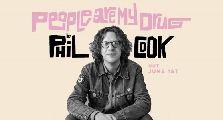 Phil Cook – People Are My Drug (Thirty Tigers-Popstock!)