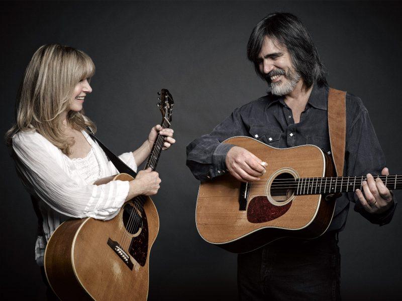 """Larry Campbell & Teresa Williams, """"Levon Helm fue esencial para nuestra música"""""""