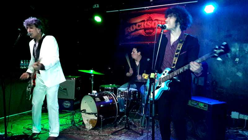 The Bo Derek's - Rocksound (Barcelona)