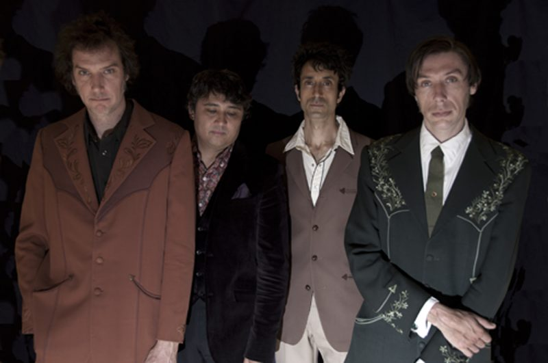 The Sadies de gira en abril
