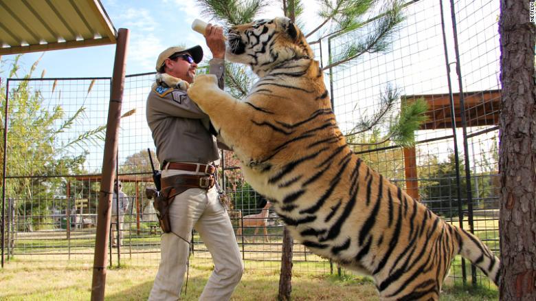 Tiger King – Eric Goode (Netflix)