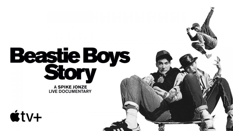 Beastie Boys Story  – Spike Jonze (Polygram-Apple TV+)