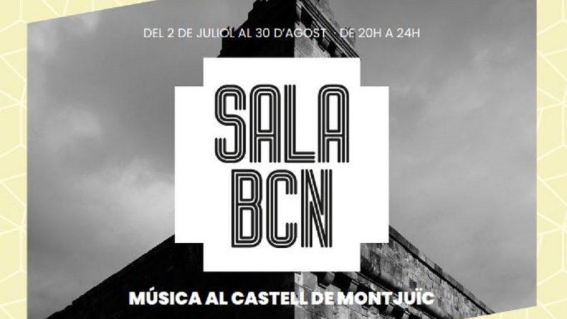 El ciclo Sala Barcelona continúa en Agosto