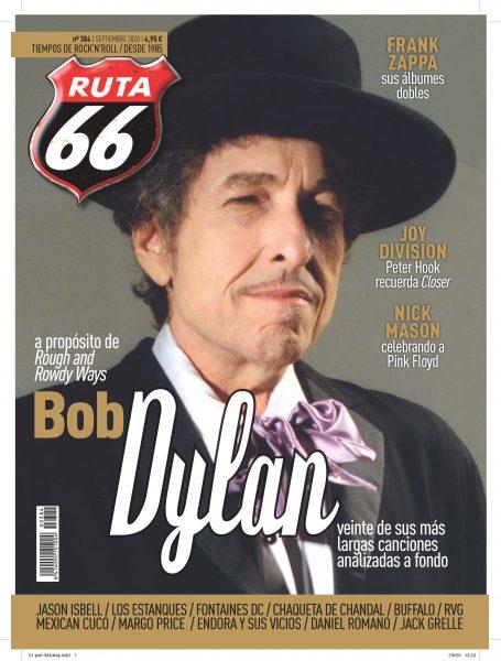 Ruta 66 septiembre'00 / Bob Dylan, Frank Zappa, Jason Isbell, Nick Mason,  Margo Price, Joy Division, Jack Grelle – Ruta 66
