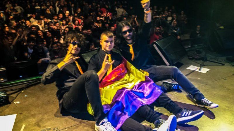 Nuevo EP de Barracüda, En la Calle