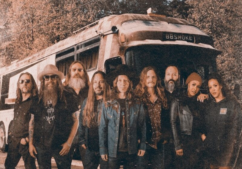 You Hear Georgia, nuevo disco de Blackberry Smoke