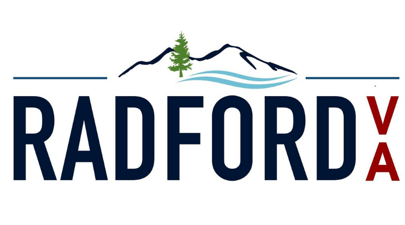 The City of Radford Logo