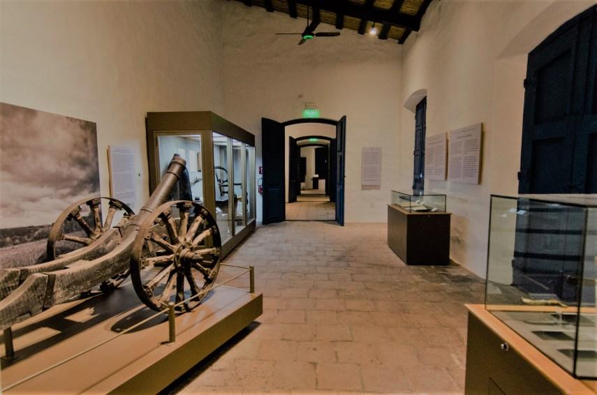 Casa Histórica: en inicio del recorrido