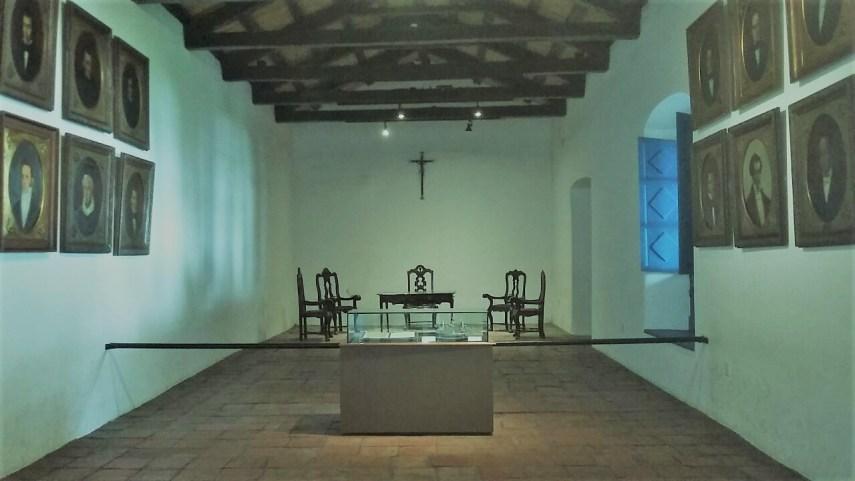 Casa Histórica: lugar donde se firmo la independencia de Argentina.