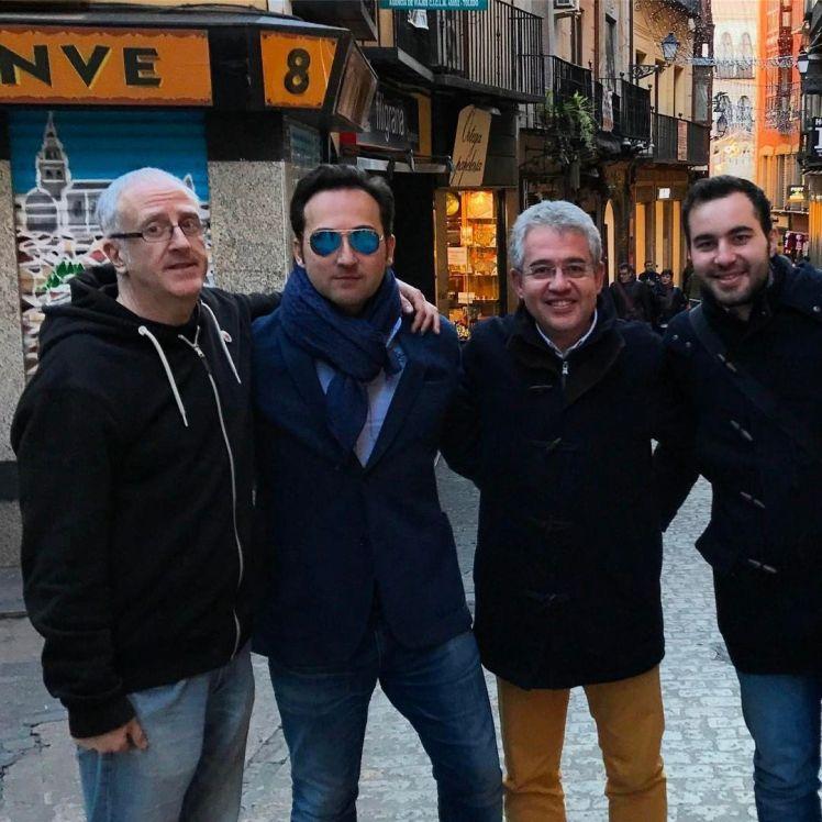 Iker Jiménez y Rutas de Toledo