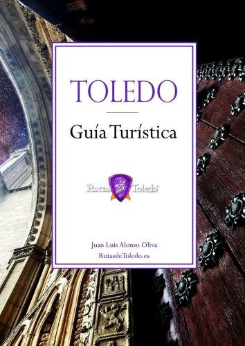 """Portada del libro """"Toledo, guía turística"""""""
