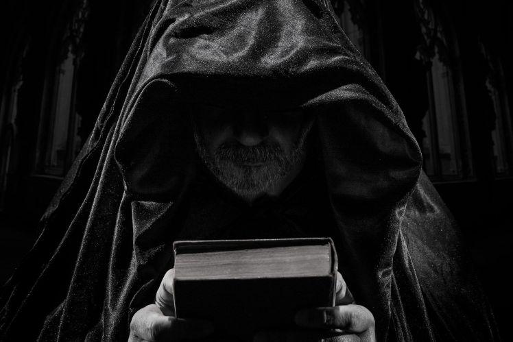 Inquisidor. Ruta especial Halloween 2018. Cartel.