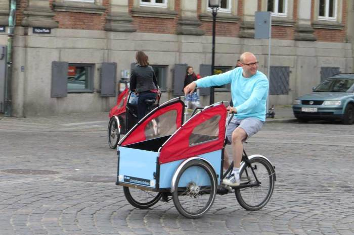 Viajes en bici por Europa Copenhague bikefriendly