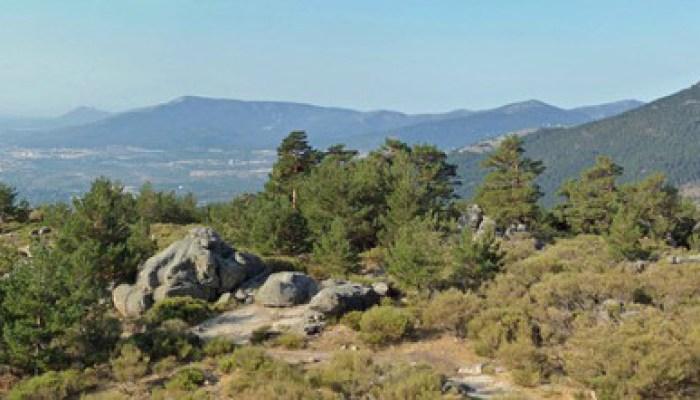 Camino de Santiago desde Madrid-Sierra-de-Guadarrama