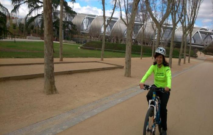 Biciescuela en Madrid