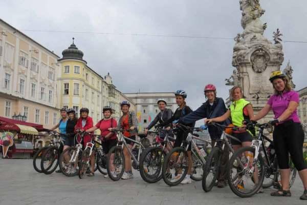 turismo en bici por el Danubio