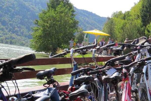Viaja en bici por el Danubio
