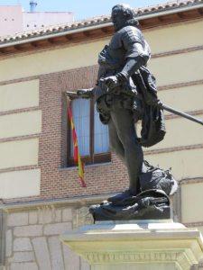 Estatua de Alvaro de Bazan (5)