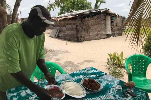 gastronomía de Senegal