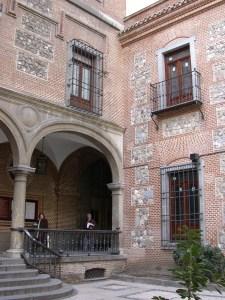 Iglesia de San Gines en Madrid