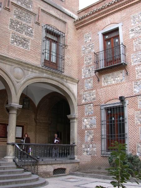 Iglesia De San Gines De Arles En Madrid Rutas Pangea