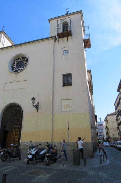 Iglesia De San Ildefonso Rutas Pangea