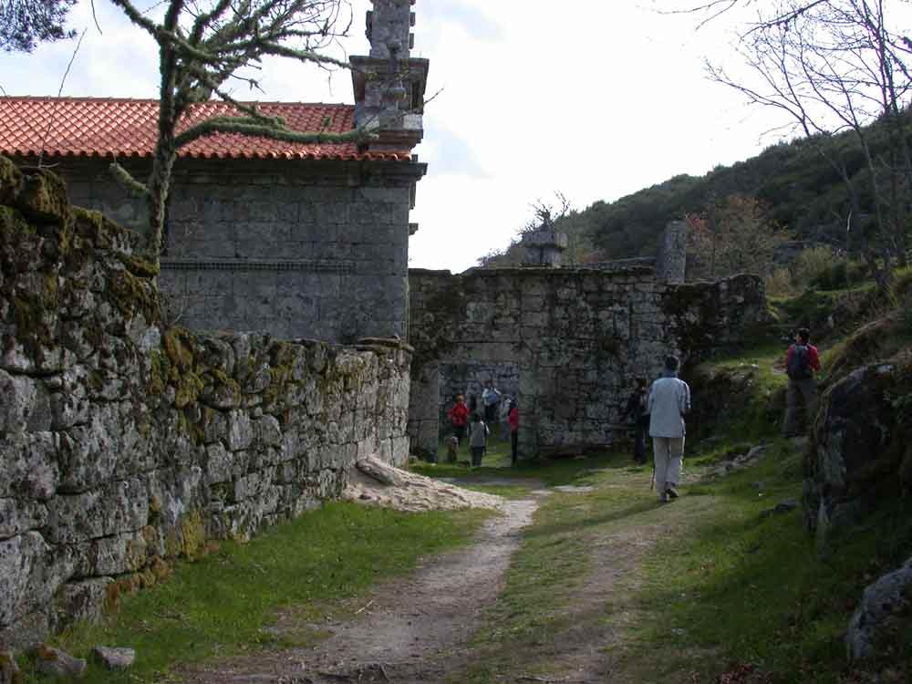 A pie por Portugal