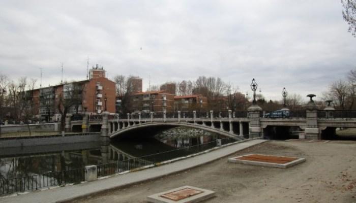 Puentes de Madrid en Bicicleta