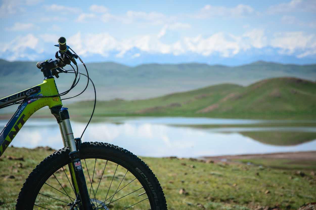 Asia Central en Bicicleta