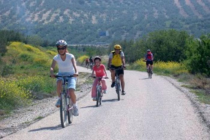 Vacaciones en bicicleta